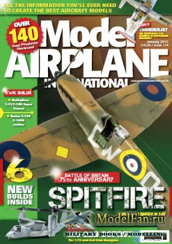 Model Airplane International №114 (January 2015)