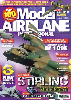 Model Airplane International №115 (February 2015)