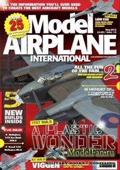 Model Airplane International №118 (May 2015)