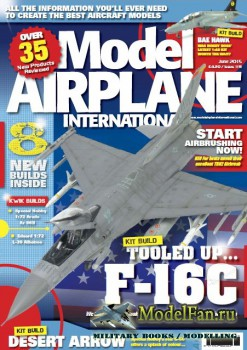 Model Airplane International №119 (June 2015)