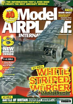 Model Airplane International №122 (September 2015)
