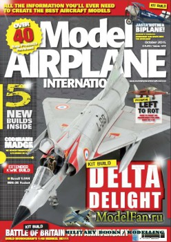 Model Airplane International №123 (October 2015)