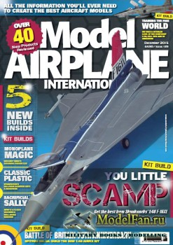 Model Airplane International №125 (December 2015)