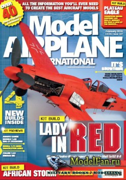 Model Airplane International №127 (February 2016)