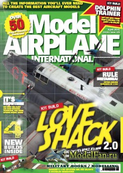 Model Airplane International №129 (April 2016)