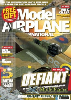 Model Airplane International №131 (June 2016)