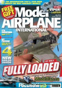 Model Airplane International №132 (July 2016)