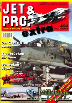 Jet & Prop Extra №3 2002 (June/July 2002)