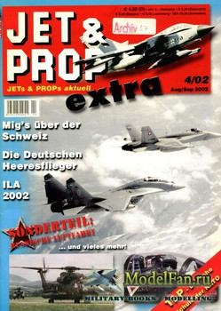 Jet & Prop Extra №4 2002 (August/September 2002)