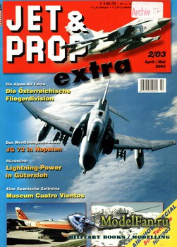 Jet & Prop Extra №2 2003 (April/May 2003)
