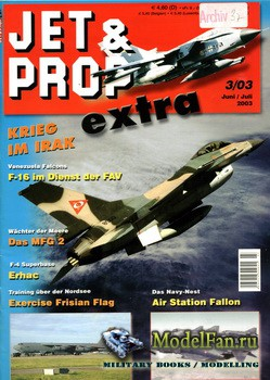 Jet & Prop Extra №3 2003 (June/July 2003)