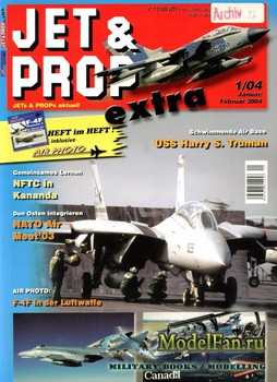 Jet & Prop Extra №1 2004 (January/February 2004)