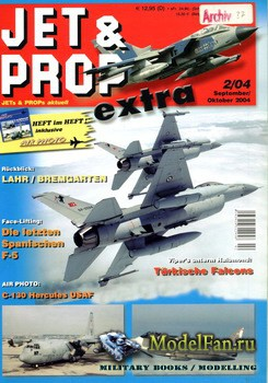 Jet & Prop Extra №2 2004 (September/October 2004)