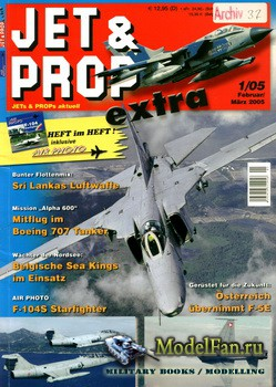 Jet & Prop Extra №1 2005 (February/March 2005)
