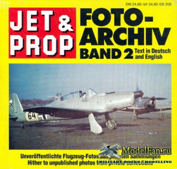 Jet & Prop Foto Archiv Band 2