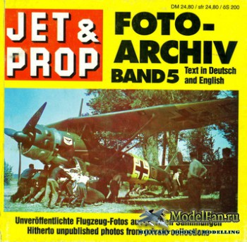 Jet & Prop Foto Archiv Band 5