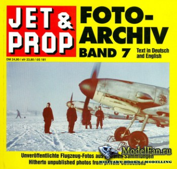Jet & Prop Foto Archiv Band 7