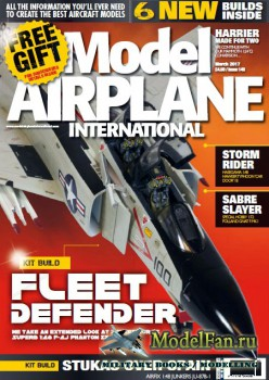 Model Airplane International №140 (March 2017)