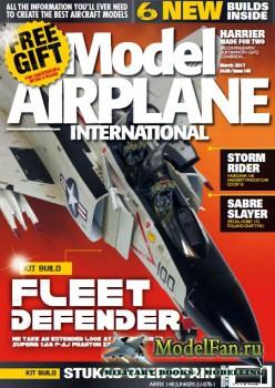 Model Airplane International №140 (March 2017)