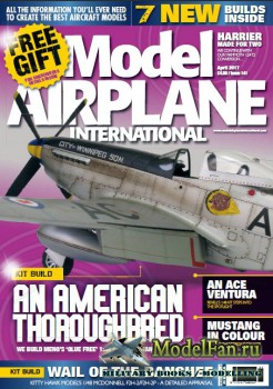 Model Airplane International №141 (April 2017)