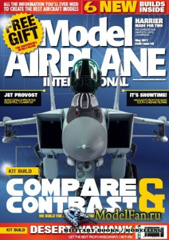 Model Airplane International №142 (May 2017)