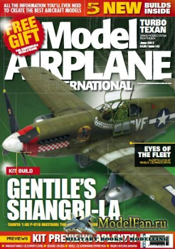 Model Airplane International №143 (June 2017)
