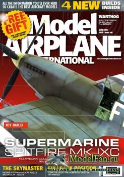 Model Airplane International №144 (July 2017)