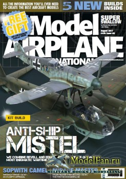 Model Airplane International №145 (August 2017)