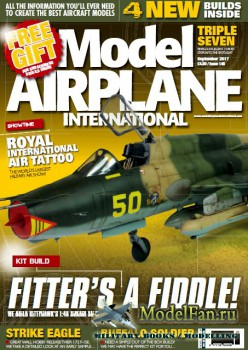 Model Airplane International №146 (September 2017)