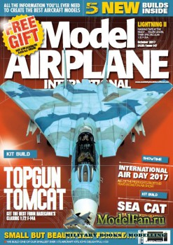 Model Airplane International №147 (October 2017)