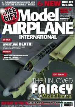 Model Airplane International №149 (December 2017)