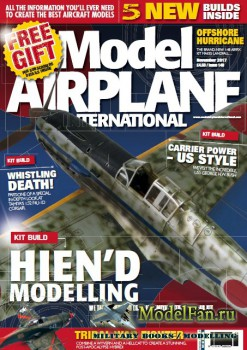 Model Airplane International №148 (November 2017)