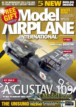 Model Airplane International №150 (January 2018)