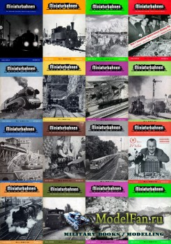 Miniaturbahnen журналы за 1958 год