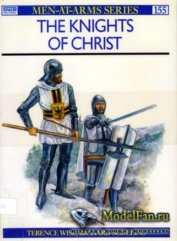 Osprey - Men at Arms 155 - The Knights of Christ
