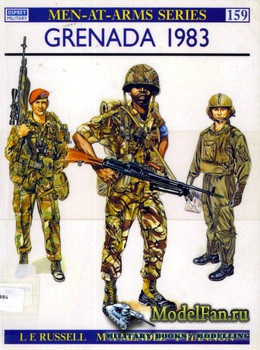 Osprey - Men at Arms 159 - Grenada 1983