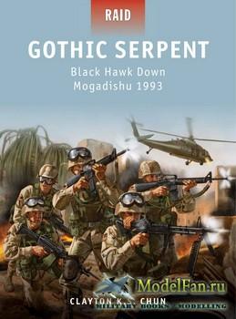 Osprey - Raid 31 - Gothic Serpent: Black Hawk Down Mogadishu 1993