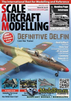 Scale Aircraft Modelling Vol.38 №2 (April 2016)