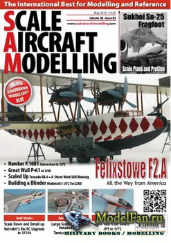 Scale Aircraft Modelling Vol.38 №3 (May 2016)