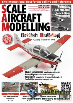 Scale Aircraft Modelling Vol.38 №8 (October 2016)