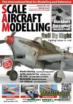Scale Aircraft Modelling (December 2016) Vol.38 №10
