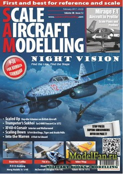 Scale Aircraft Modelling Vol.38 №12 (February 2017)