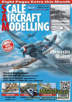 Scale Aircraft Modelling Vol.39 №1 (March 2017)