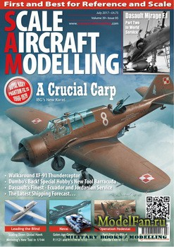 Scale Aircraft Modelling Vol.39 №5 (July 2017)