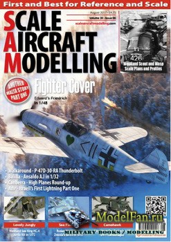Scale Aircraft Modelling Vol.39 №6 (August 2017)