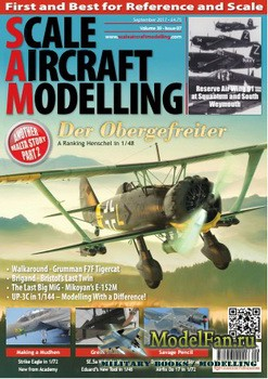 Scale Aircraft Modelling Vol.39 №7 (September 2017)