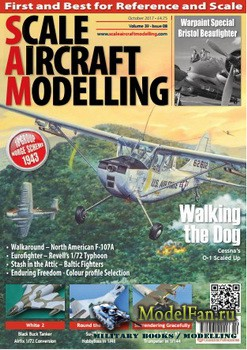 Scale Aircraft Modelling Vol.39 №8 (October 2017)