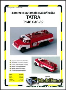 Ripper Works 041 - Tatra T148 CAS-32
