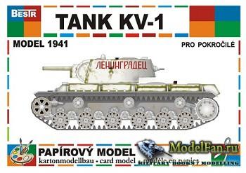 Bestr - Tank KV-1