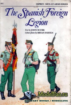 Osprey - Men at Arms 161 - The Spanish Foreign Legion
